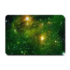 Hydrocarbons In Space Small Doormat  by trendistuff