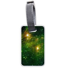Hydrocarbons In Space Luggage Tags (one Side)  by trendistuff