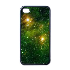 Hydrocarbons In Space Apple Iphone 4 Case (black) by trendistuff