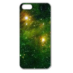 Hydrocarbons In Space Apple Seamless Iphone 5 Case (clear) by trendistuff