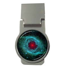 Helix Nebula Money Clips (round)  by trendistuff