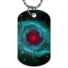 Helix Nebula Dog Tag (two Sides) by trendistuff