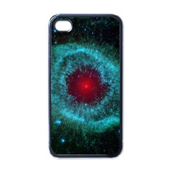 Helix Nebula Apple Iphone 4 Case (black) by trendistuff