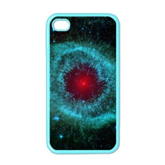 Helix Nebula Apple Iphone 4 Case (color) by trendistuff