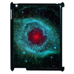 Helix Nebula Apple Ipad 2 Case (black) by trendistuff