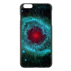 Helix Nebula Apple Iphone 6 Plus/6s Plus Black Enamel Case by trendistuff