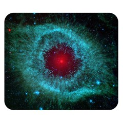 Helix Nebula Double Sided Flano Blanket (small)  by trendistuff