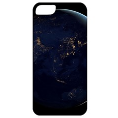 Global Night Apple Iphone 5 Classic Hardshell Case by trendistuff