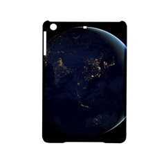 Global Night Ipad Mini 2 Hardshell Cases by trendistuff