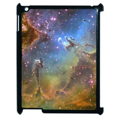 Eagle Nebula Apple Ipad 2 Case (black) by trendistuff