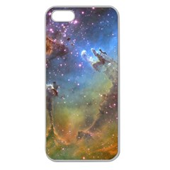 Eagle Nebula Apple Seamless Iphone 5 Case (clear) by trendistuff