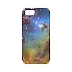 Eagle Nebula Apple Iphone 5 Classic Hardshell Case (pc+silicone) by trendistuff