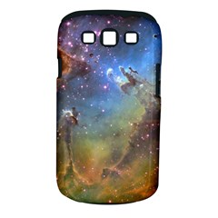 Eagle Nebula Samsung Galaxy S Iii Classic Hardshell Case (pc+silicone) by trendistuff