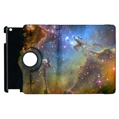 Eagle Nebula Apple Ipad 2 Flip 360 Case by trendistuff
