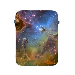 Eagle Nebula Apple Ipad 2/3/4 Protective Soft Cases by trendistuff