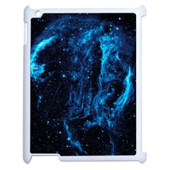 Cygnus Loop Apple Ipad 2 Case (white) by trendistuff