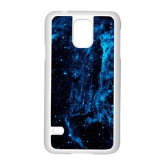 Cygnus Loop Samsung Galaxy S5 Case (white) by trendistuff