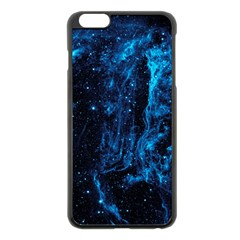 Cygnus Loop Apple Iphone 6 Plus/6s Plus Black Enamel Case
