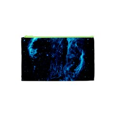 Cygnus Loop Cosmetic Bag (xs) by trendistuff