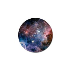 Carina Nebula Golf Ball Marker (4 Pack) by trendistuff