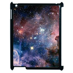 Carina Nebula Apple Ipad 2 Case (black) by trendistuff