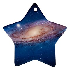 Andromeda Ornament (star)  by trendistuff