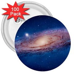 Andromeda 3  Buttons (100 Pack)  by trendistuff