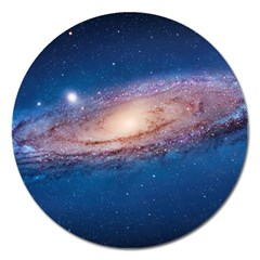 Andromeda Magnet 5  (round) by trendistuff