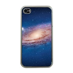 Andromeda Apple Iphone 4 Case (clear) by trendistuff