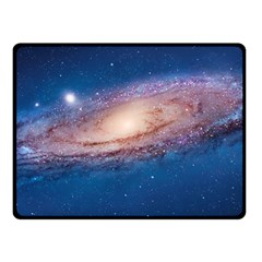 Andromeda Double Sided Fleece Blanket (small)  by trendistuff