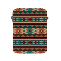 Southwest Design Turquoise And Terracotta Apple Ipad 2/3/4 Protective Soft Cases by SouthwestDesigns