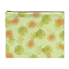 Shabby Floral 1 Cosmetic Bag (xl)
