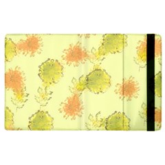 Shabby Floral 1 Apple Ipad 2 Flip Case by MoreColorsinLife
