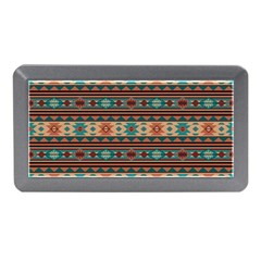 Southwest Design Turquoise And Terracotta Memory Card Reader (mini) by SouthwestDesigns
