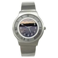 Intercoastal Seagulls 3 Stainless Steel Watches