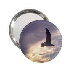 Seagull 1 2 25  Handbag Mirrors by Jamboo