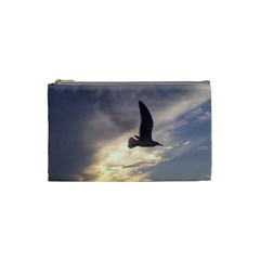 Seagull 1 Cosmetic Bag (small)