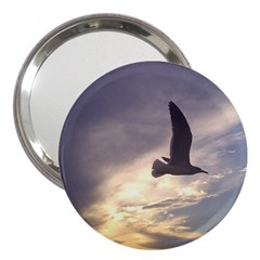 Seagull 1 3  Handbag Mirrors by Jamboo