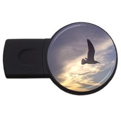 Fly Seagull Usb Flash Drive Round (2 Gb)  by Jamboo