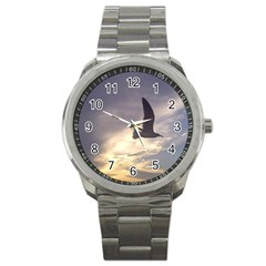 Fly Seagull Sport Metal Watches by Jamboo