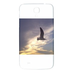 Fly Seagull Samsung Galaxy Mega I9200 Hardshell Back Case by Jamboo