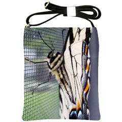 Butterfly 1 Shoulder Sling Bags