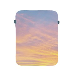 Yellow Blue Pastel Sky Apple Ipad 2/3/4 Protective Soft Cases by Costasonlineshop