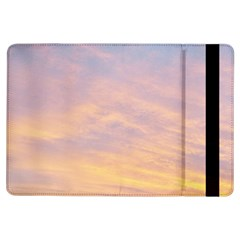 Yellow Blue Pastel Sky Ipad Air Flip by Costasonlineshop