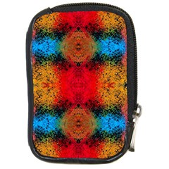 Colorful Goa   Painting Compact Camera Cases by Costasonlineshop