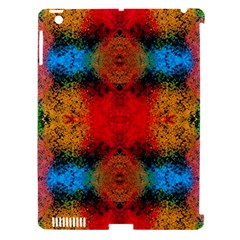Colorful Goa   Painting Apple Ipad 3/4 Hardshell Case (compatible With Smart Cover) by Costasonlineshop