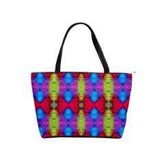 Colorful Painting Goa Pattern Shoulder Handbags by Costasonlineshop