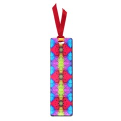 Colorful Painting Goa Pattern Small Book Marks by Costasonlineshop