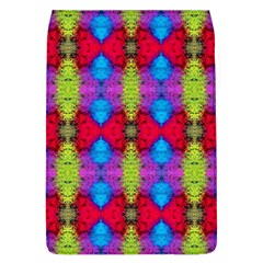 Colorful Painting Goa Pattern Flap Covers (l)  by Costasonlineshop