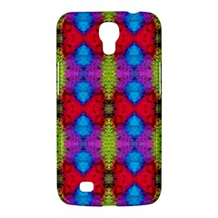 Colorful Painting Goa Pattern Samsung Galaxy Mega 6 3  I9200 Hardshell Case